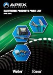 Apex Electronic Catalogue 2015