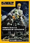 Dewalt Power Tools Catalogue 2015