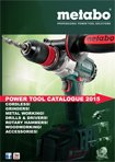 Metabo Tool Calalogue 2017