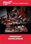 Milwaukee Tools Product Guide 2015