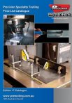 Precision Specialty Tooling Catalogue